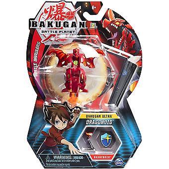 Bakugan Ultra 1 Pack 3 Inch Figure Dragonoid