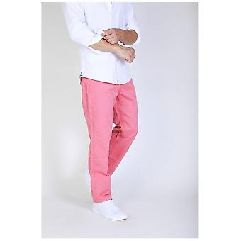 Jaggy - Clothing - Pants - J1889T812-Q1_503_FADED-RED - Men - tomato - 40