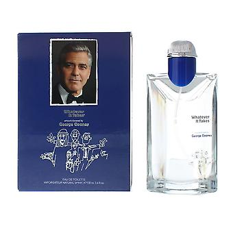 Whatever It Takes Artwork Donated By George Clooney Eau de Toilette 100ml Spray