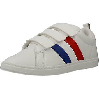 Le Coq Sportif Courtclassic Ps Flag Color Opticwht Shoes
