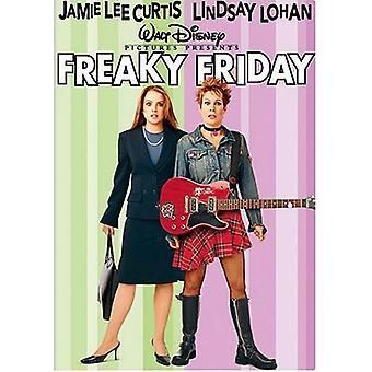 Freaky Friday 2003 [DVD] USA import