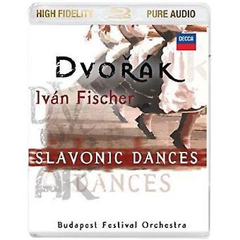 A. Dvorak - Danzas eslavas [BLU-RAY] Importación de EE. UU.