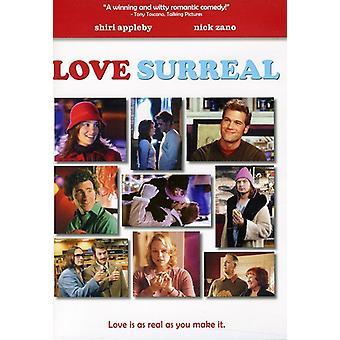 Love Surreal [DVD] USA import