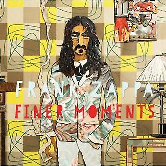 Frank Zappa - Finer Moments [CD] USA import