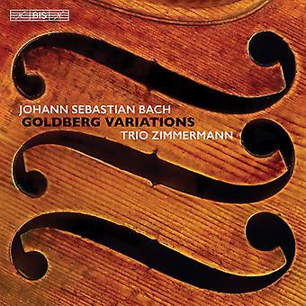 Goldberg Variations [SACD] Importación de EE.UU.