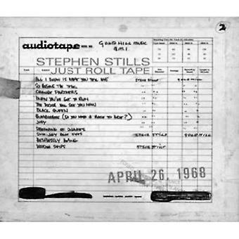 Stephen Stills - Just Roll Tape-April 26th 1968 [CD] USA import