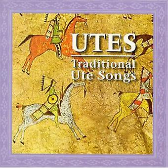 Utes-Traditional Ute Songs - Utes-Traditional Ute Songs [CD] USA import