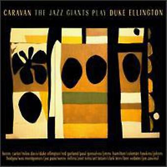 Jazz Giants - Play Duke Ellington-Caravans [CD] USA import