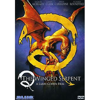 Q-the Winged Serpent [DVD] USA import