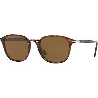 Persol 3186S Combo Evolution M polarizada escala marrom