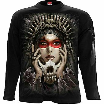Spiral - cry of the wolf - longsleeve t-shirt