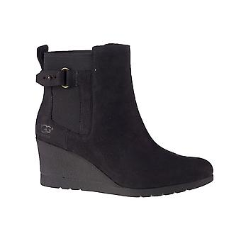 UGG W Indra 1017423-BLK Womens winter boots