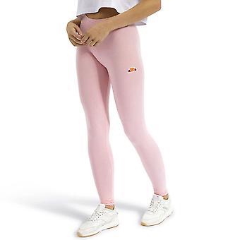 Ellesse Heritage Solos 2 Mulheres Sazonais Senhoras Legging Tight Pink