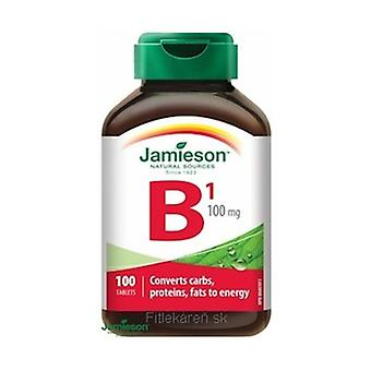 Vitamin B1 100 tablets of 100mg