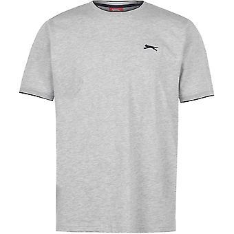 Slazenger Tipped T-paita Miesten