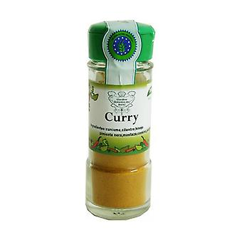 Bio-Curry-Pulver (Gewürze) None