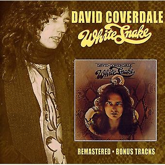 David Cloverdale - Whitesnake [CD] USA import