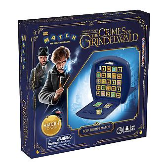 Fantastic Beasts Top Trumps Match - The Crazy Cube Game