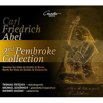 Abel/Fritzsch/Schonheit/Matzke - 2nd Pembroke Collection [CD] USA import