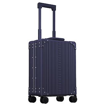 "ALEON Vertical Business Carry-On 20"" Kabinentrolley 50 cm 4 Rollen, Blau"