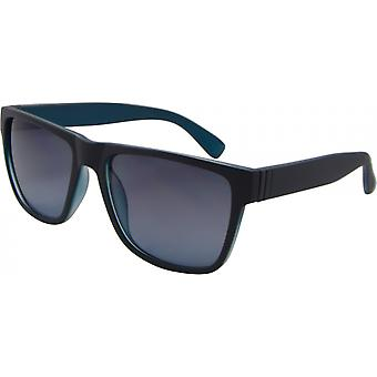 النظارات الشمسية Unisex wayfarer cat.3 أسود / رمادي (8105-C)