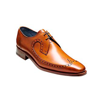 Barker Woody - Cedar Calf  | Mens Handmade Leather Derby | Barker Shoes