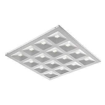 Integrated LED Recessed Light Matt White, Clear