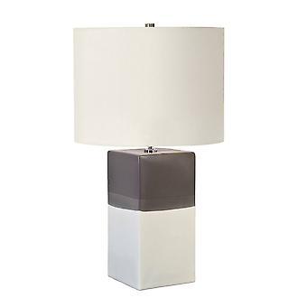 1 Crema de Lámpara de Mesa Ligera, E27