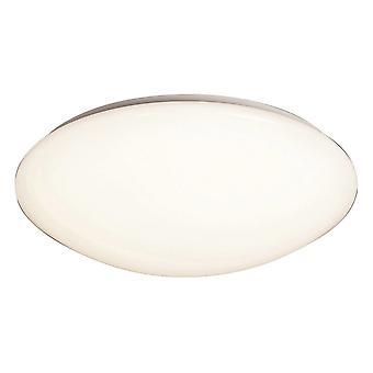 Huuhtelukatto 55W LED kaukosäätimellä 2700-6500K, 3800lm, valkoinen akryyli