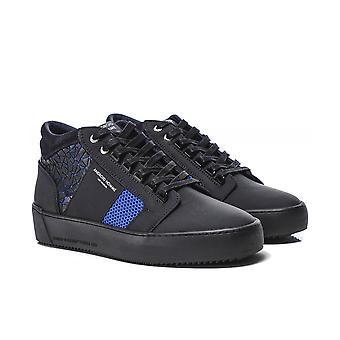 Android Homme Rubber Mosaic Propulsion Mid Geo Trainers