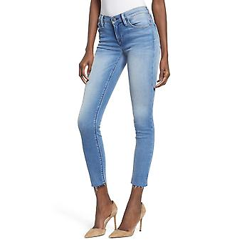 Hudson | Tally Crop Skinny Jeans