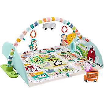 Fisher-price Activity City Gym to Jumbo Play Mat