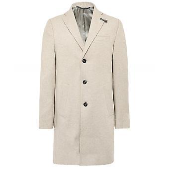 Baldessarini Cashmere Wool Herringbone Duncan 1 Coat