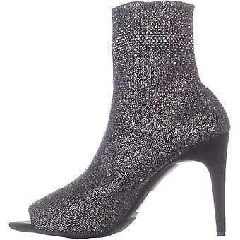 Concetti internazionali INC Womens Rielee2 tessuto Peep Toe metà polpaccio moda Bo...