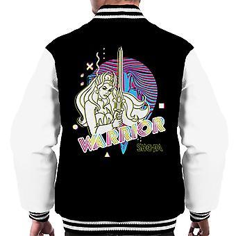 She-Ra Warrior Men's Varsity Jacket