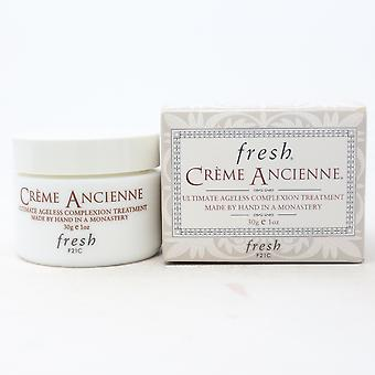 Fresh Creme Ancienne Ultimate Ageless Complexion Treatment 1.0oz  New With Box