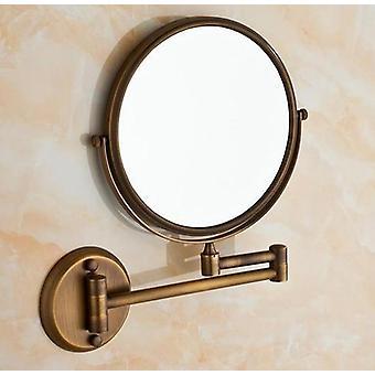 Dobbel side bad veggfeste speil
