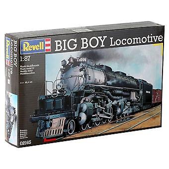 Big Boy Locomotive 1:87 Revell Model Kit