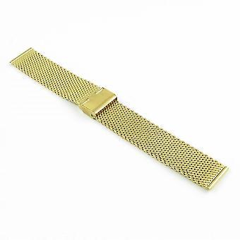 Strapsco milanese mesh strap