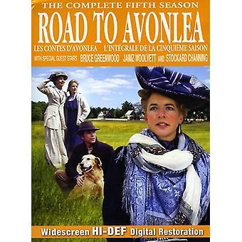 Road to Avonlea - Road to Avonlea: Season 5 [DVD] USA import