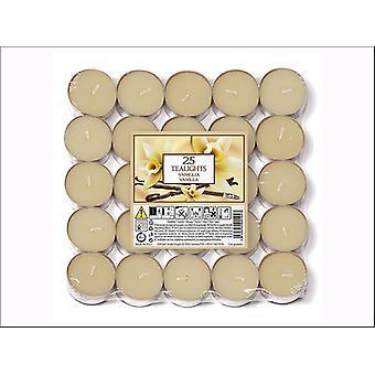 Prices Aladino Tealights Vanilla x 25 021935D