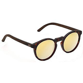 Prenez une photo lunettes de soleil Lormoral - Brown