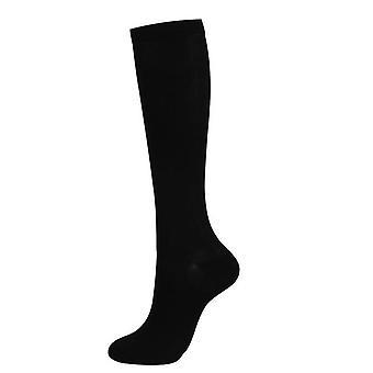 Unisex κάλτσες συμπίεσης κιρσώδεις φλέβες κάλτσες