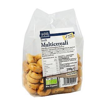 Multigrain Taralli None