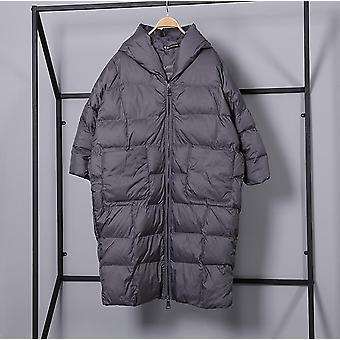 Long Sleeve Cotton-padded Warm Jacket