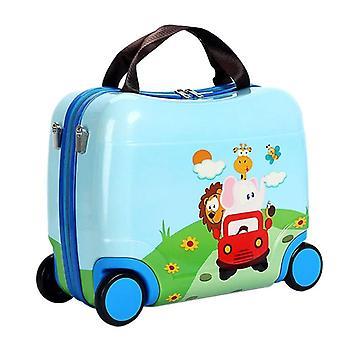 車輪付きの旅行荷物袋