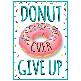 Donut Ever Give Up Argus Cartel