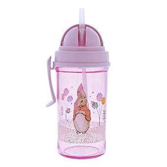 Beatrix Potter flopsy vaaleanpunainen vesipullo