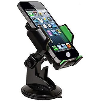 GOXT調節可能な吸引カップマウント電話ホルダー
