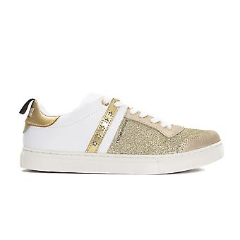 Trussardi Jeans Oro Gold Sneakers -TR1341039
